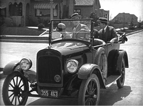 1923 Butterfly Six