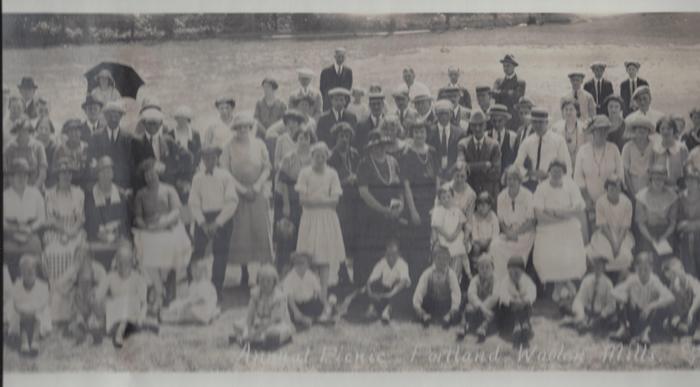 1923 PWM Picnic