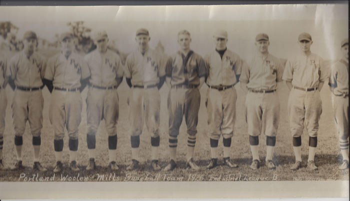 1926 PWM Baseball Team