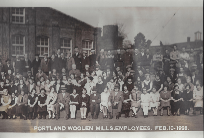 1928 PWM Employees