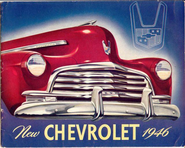 1946ChevroletBroichure1