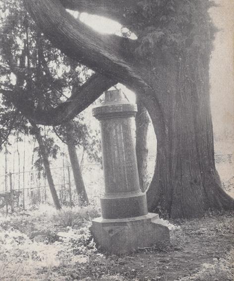 1966 Ramsay Grave