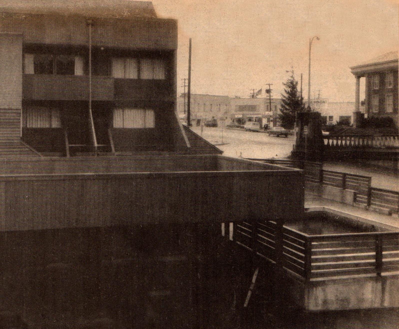 Bridge Crest Manor Apts. 7010 N Alta site of old James John High School opened Dec 1971 jpg (2)