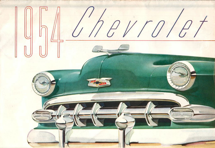 Chevrolet 1954