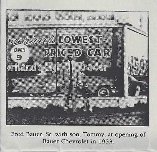 Fred Bauer Chevrolet photo 1a