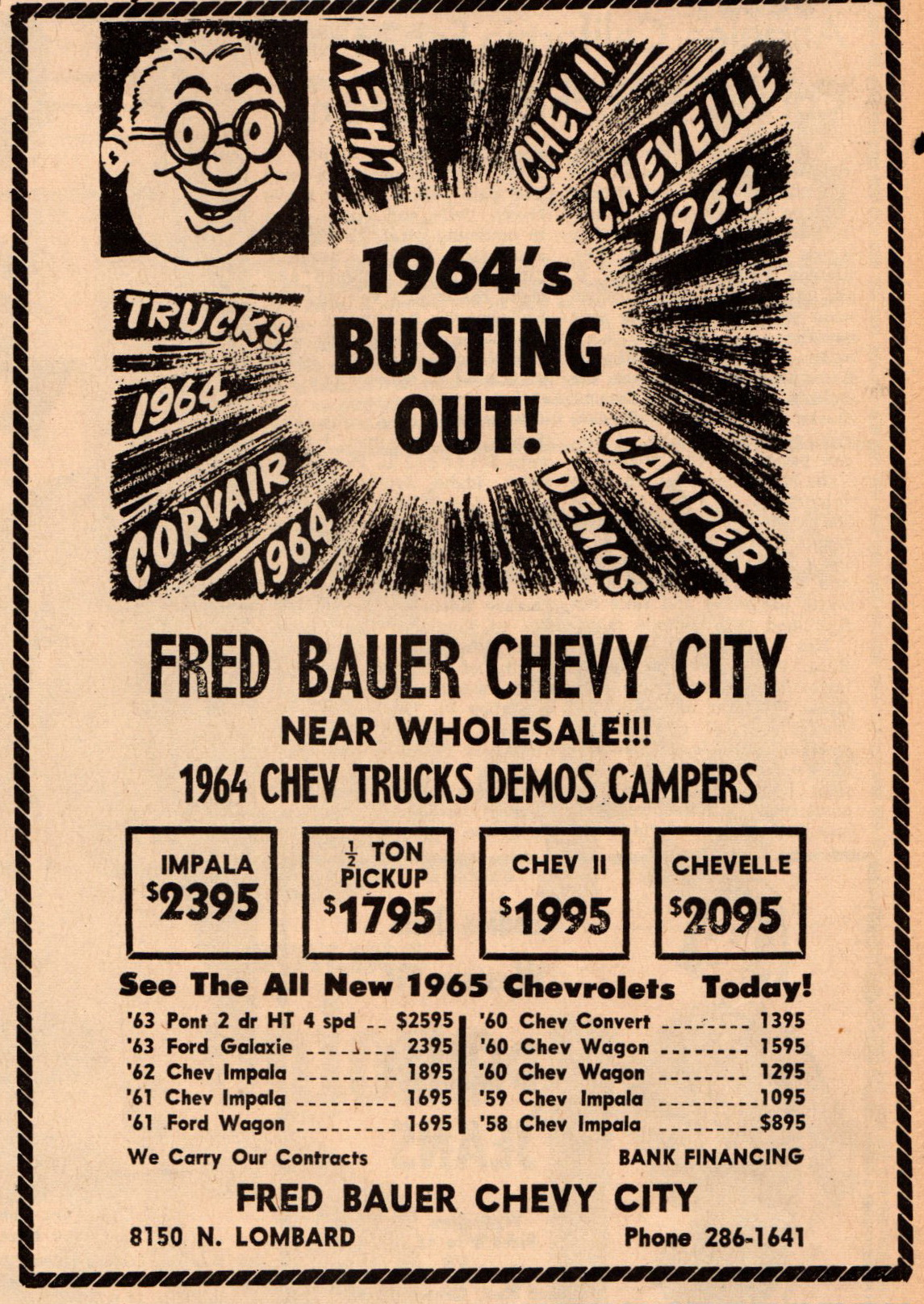 fred-bauer-sep-1964