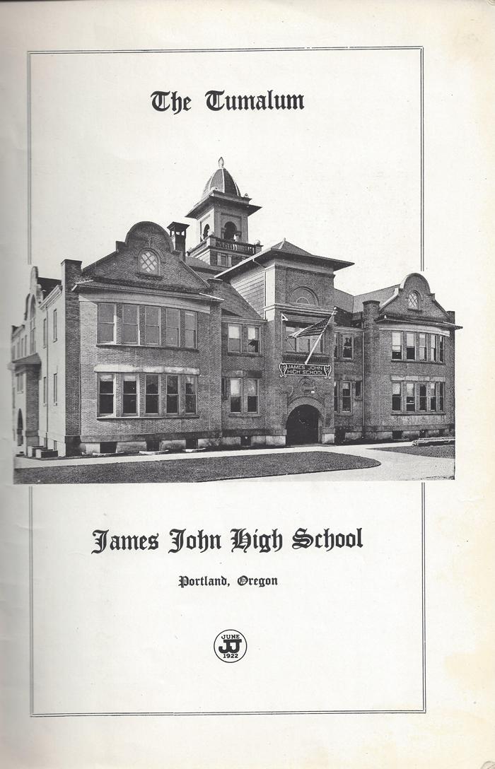 James John High School 1