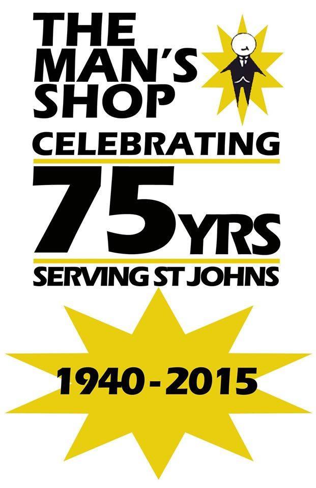 Mans Shop 75