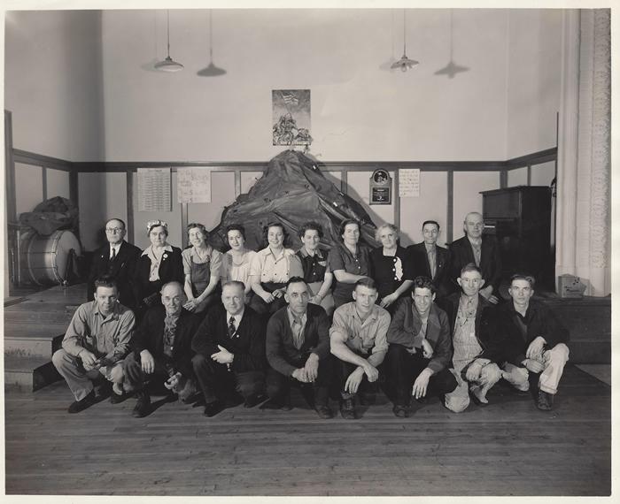 Portland Woolen Mills 1945