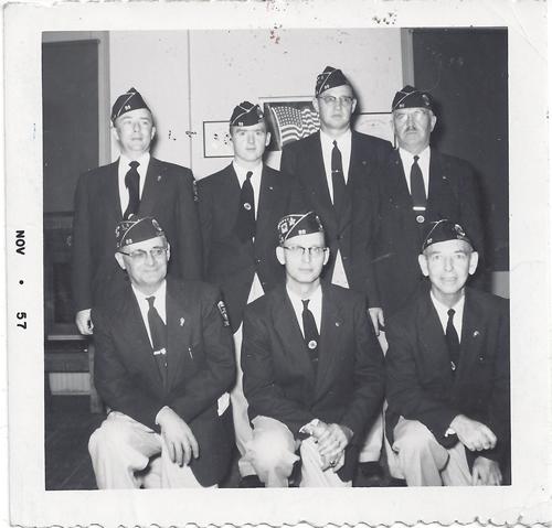 Post 98 1957