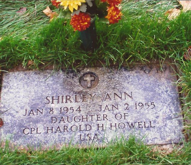Shirlee Ann Marker
