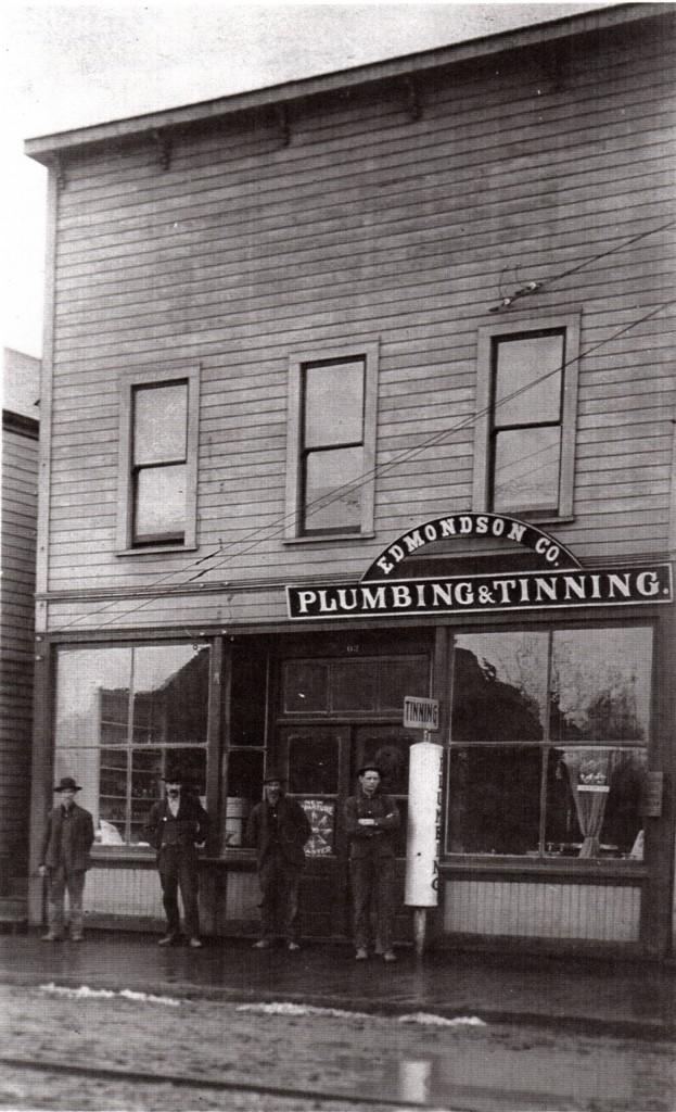 Edmondson Plumbing and Tinning