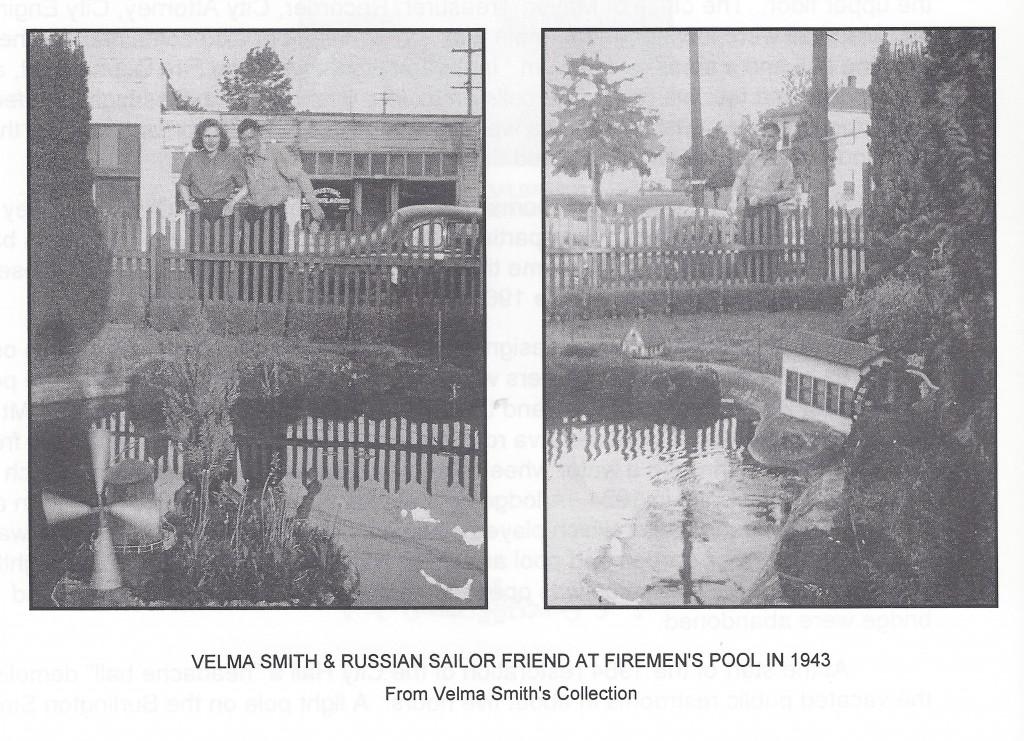 Firemans Pond - Heritage Booklet