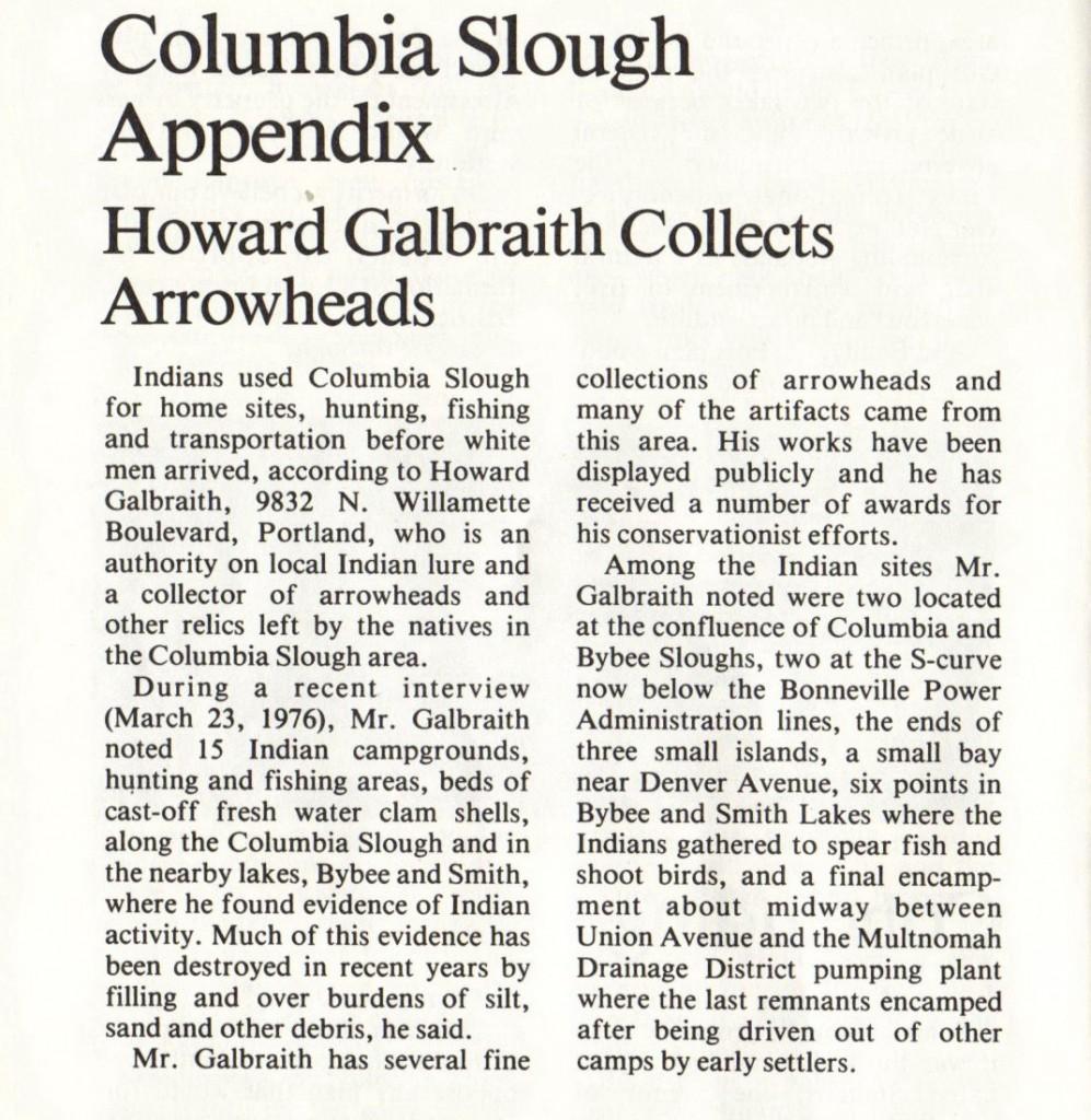 Howard Galbraith