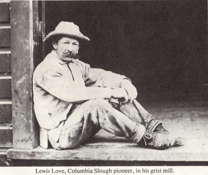 Lewis Love Pioneer