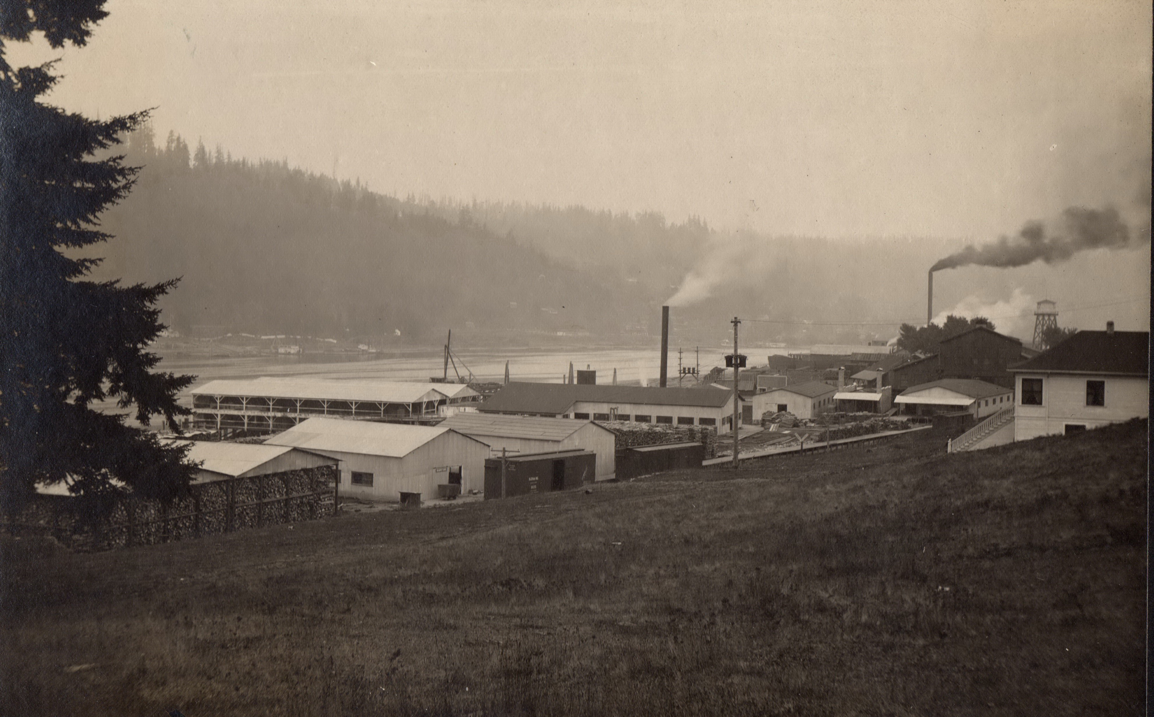 Portland Manufacturing Co 1910