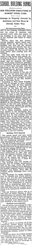 jan 14 1930 William school burns page 2 crop