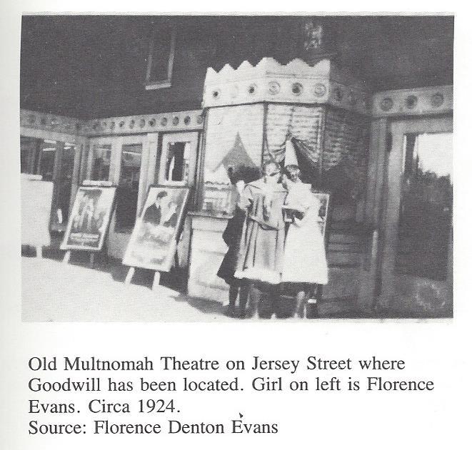 Multnomah Theatre