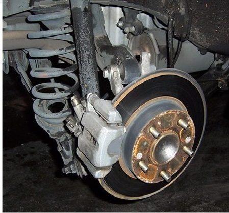 Civic Brakes
