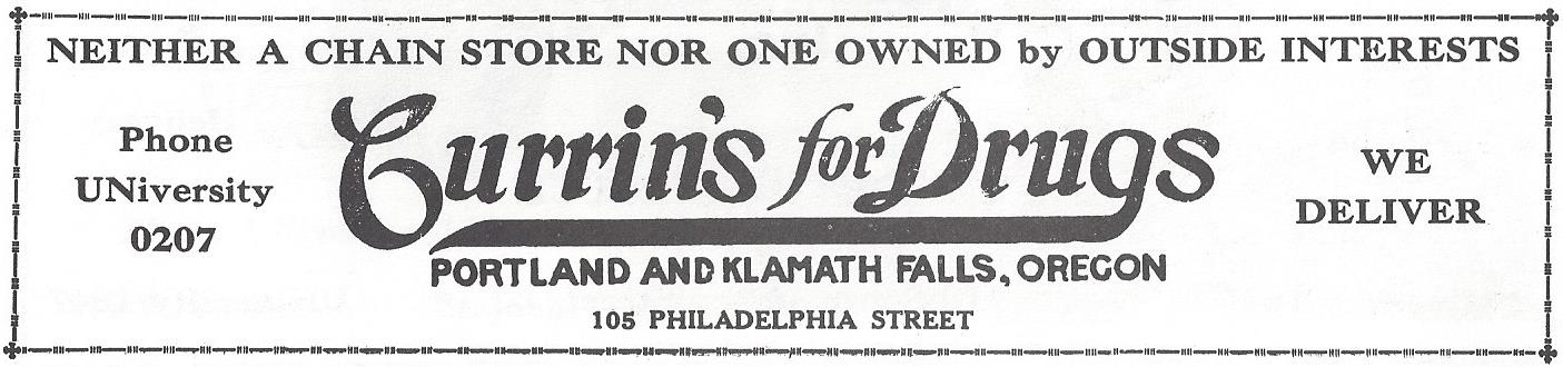 Currins 1931