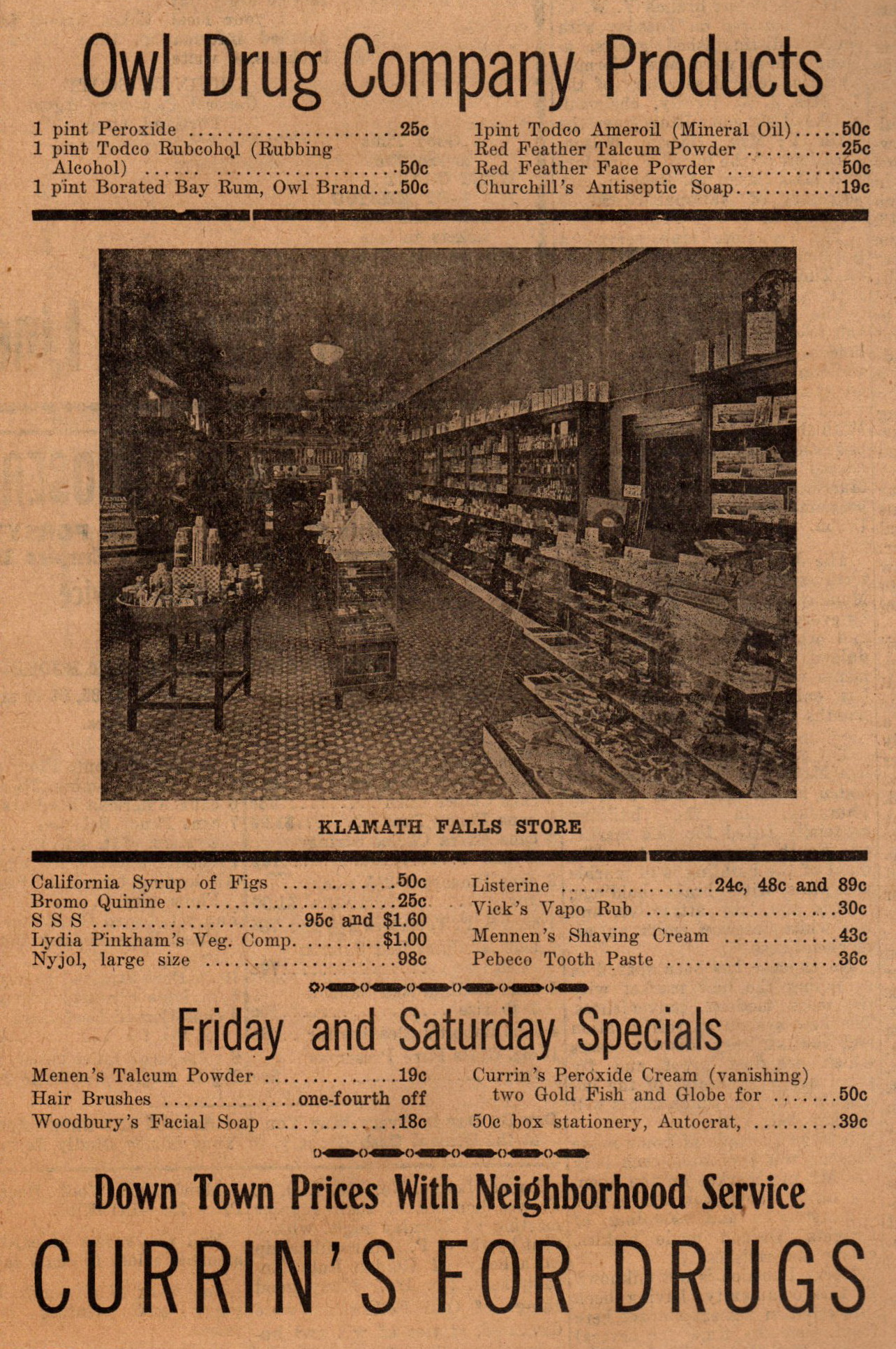 currins-for-drugs-klamath-falls-store-feb-1923