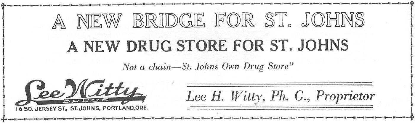 Lee Witty 1931