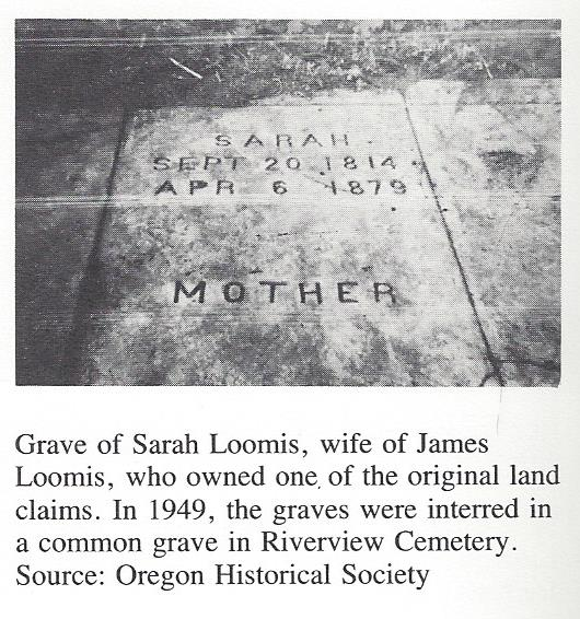 Loomis Gravesite